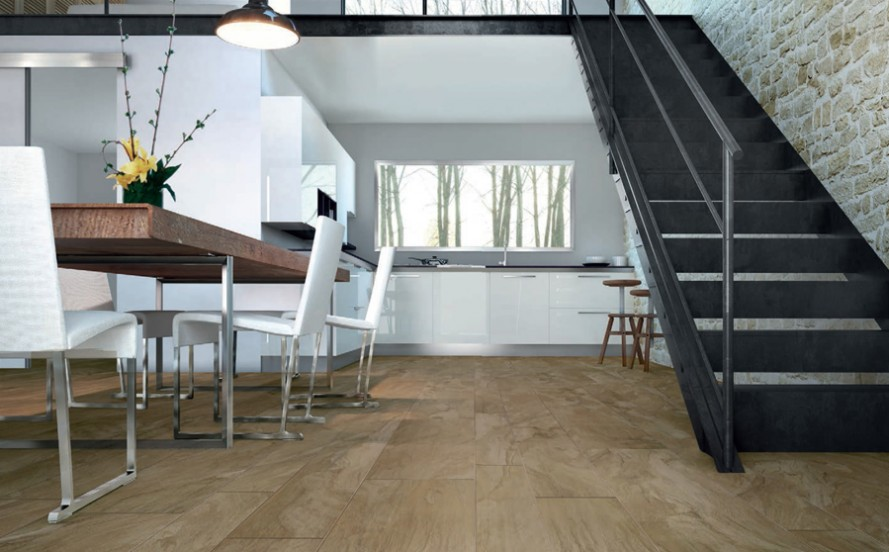 Casalgrande timber porcelain tile buy from Attica tiles Subiaco