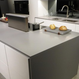 kitchen lapitec sintered stone Attica Perth